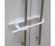 Baby Elegance Cabinet / Cupboard Sliding U-Shaped Lock