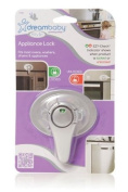 Dreambaby Style Appliance Lock Silver