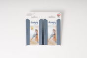 Jamm Door Stop Twin Pack - Dusky Blue