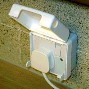 Safetots Single Plug Socket Cover