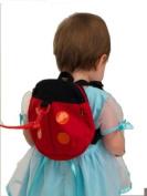 Toddler Safety Harness Backpack - Ladybug