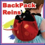 Toddler Runner Back Pack Harness & Reins