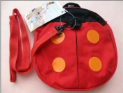 Baby Toddler Safety Harness Reins Backpack(Lady Bird Style)-M F Limited