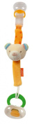 Fehn Bubbly Crew Teddy Pacifier Holder