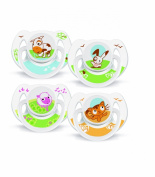 Philips AVENT SCF182/34 BPA-Free Animal Soothers (6-18 Months) 2 Pack
