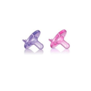 AVENT - Soothie pacifier- 2 pack (pink/purple)