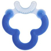 MAM bite and brush teether Blue