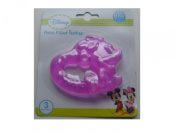 Disney Pink Minnie Mouse Water Filled Soothing Teether BPA Free 3+ Months