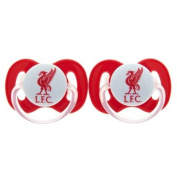 Official Liverpool FC Baby Soother - A great gift / present for babies, toddlers for Christmas, Birthdays, Christenings or just as a treat for and avid football fan
