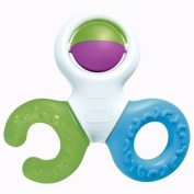 Dodie Twist 9809594 Teething Ring New Design
