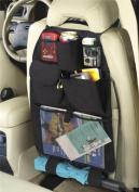 Car Back Seat Organiser Storage Multi Pocket Travel Map Umbrella Toy Tidy