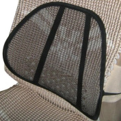 Car, Office & Home Comfort Mobility Aid Universal Mesh Lumbar Back Rest Suport