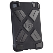 G-FORM Extreme iPad Mini Clip On Case, Black Case/Black RPT