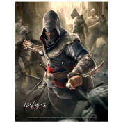 ASSASSINS CREED Wallscroll Fight Your Way GE2012