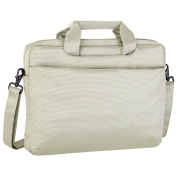 RIVACASE 8230 15.6 Inch Laptop Bag, Beige