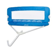 Universal Soft Bed Rail Blue