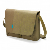 Dicota Bounce Messenger Bag (Green/Blue) for 15 inch - 16.4 inch Notebooks