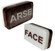 Paladone Arse/Face Novelty Bath Soap