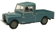 Oxford 1:4 Blue Land Rover 109 Inch