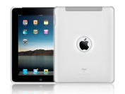 Hard PolyCarbonate Clear Transparent Crystal Case Cover Apple iPad 16gb 32gb 64gb