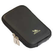 Rivacase Riva 7062 PU Digital Camera Case, Black