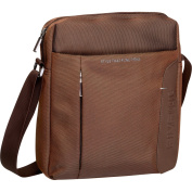 RIVACASE 8112 10.2 Inch Laptop Bag, Brown