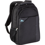 RIVACASE 8160 16 Inch Laptop Backpack, Black