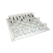 Games Shot Glass Chess Thumbs Up