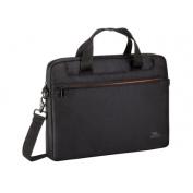 RIVACASE 8033 15.6 Inch Laptop Bag, Black