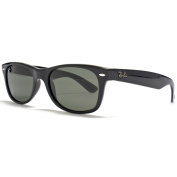 Ray Ban Sunglasses Small Wayfarer Black Crystal.