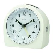 Freja Alarm Clock - White