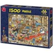 Jumbo Jan Van Haasteren 'The Dog Show' 1500Pc Jigsaw Puzzle