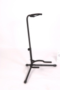 Herald Universal Guitar Stand with Safety Guard, Black
