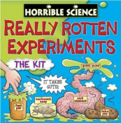 Horrible Science - Really Rotten Experiments - The Kit - Galt