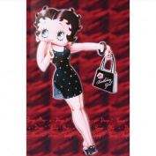 Betty Boop Birthday Girl Card