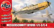 Messerschmitt Bf109E-1/E-3/E-4 - 1:48 Scale - A05120 - Airfix