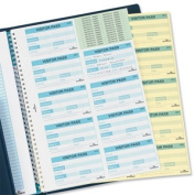 Durable Visitors Book 100 Refill 146400
