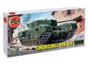 Churchill Mk VII Tank - 1:76 Scale - A01304 - Airfix