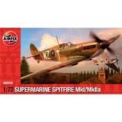Supermarine Spitfire MkI/MkIIa - 1:72 Scale - A02010 - Airfix