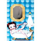 Betty Boop Bubble Bath Card