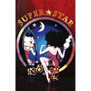 Betty Boop Fridge Magnet Brand New Superstar