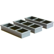 Britains Farm - Troughs Pack Of 6 - Scale 1:32 - Learning Curve