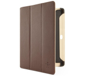 Tri-Fold Folio with Stand for  for  for  for  for  for  for Samsung       Galaxy Tab 2 10.1 and Galaxy Tab 10.1