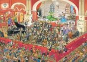 Jan Van Haasteren - 2000 Piece - St George And The Dragon - Jigsaw - Jumbo