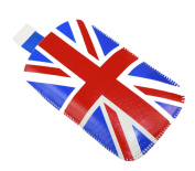Union Jack Slip Pouch Protective Case with Pull Tab. Apple iPhone 4, 4S