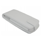 White Flip Case for  for  for  for  for Samsung     S5200 Slide
