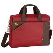 RIVACASE 8130 15.6 Inch Laptop Bag, Dark Red