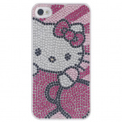 HELLO KITTY iPhone 4/4S Case, Bling