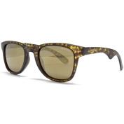 Carrera Sunglasses 6000 Wayfarer Style in Matte Light Havana.
