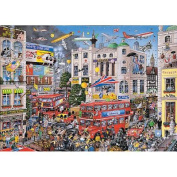 I Love London Jigsaw Puzzle